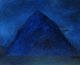 Cerro Azul 120 x 132 cm