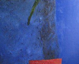 Descendimiento de la maceta roja 85 x 130 cm