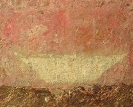 La barca de oro – 40 x 50 cm